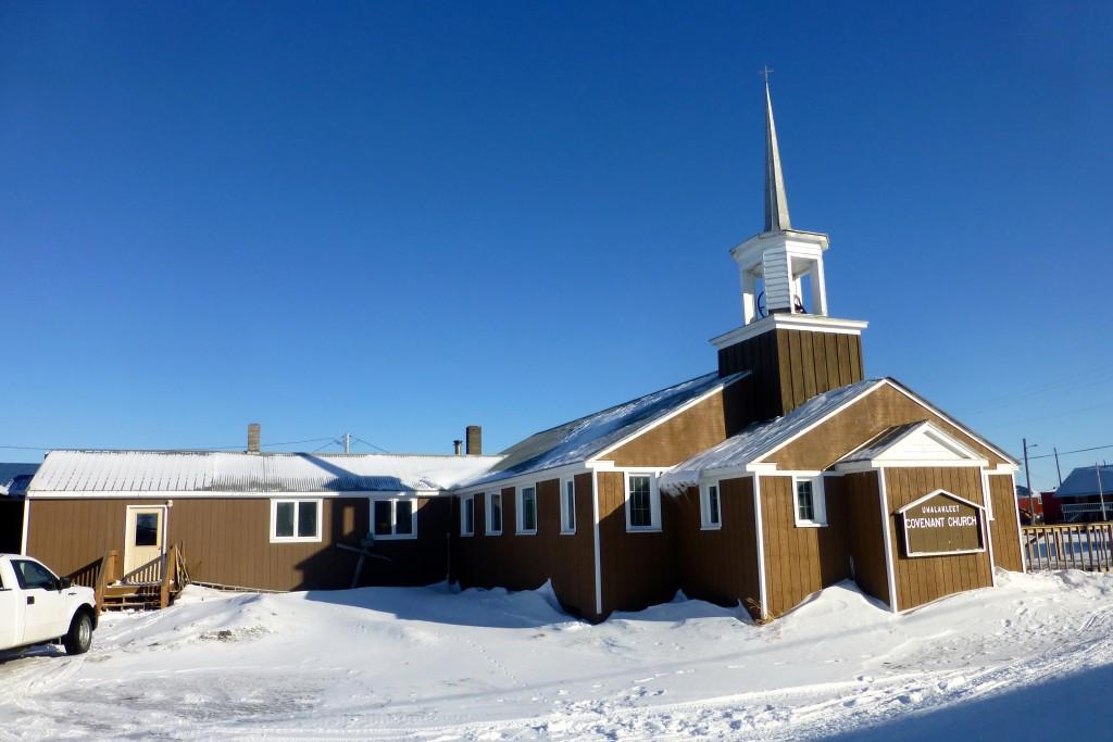 Kirche in Unalakleet